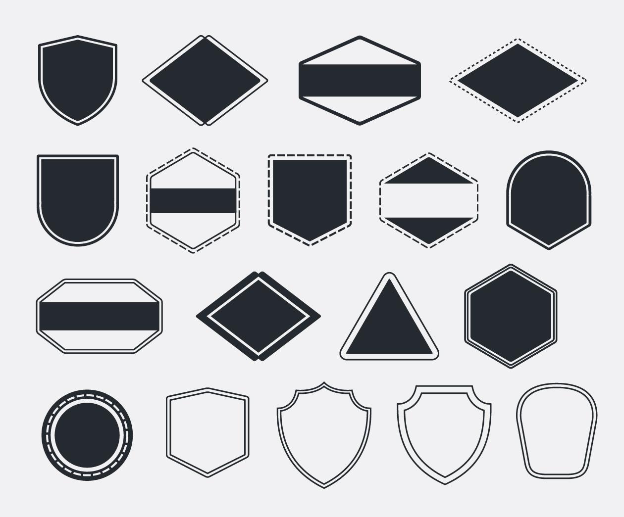 Design Elements - Badges #6