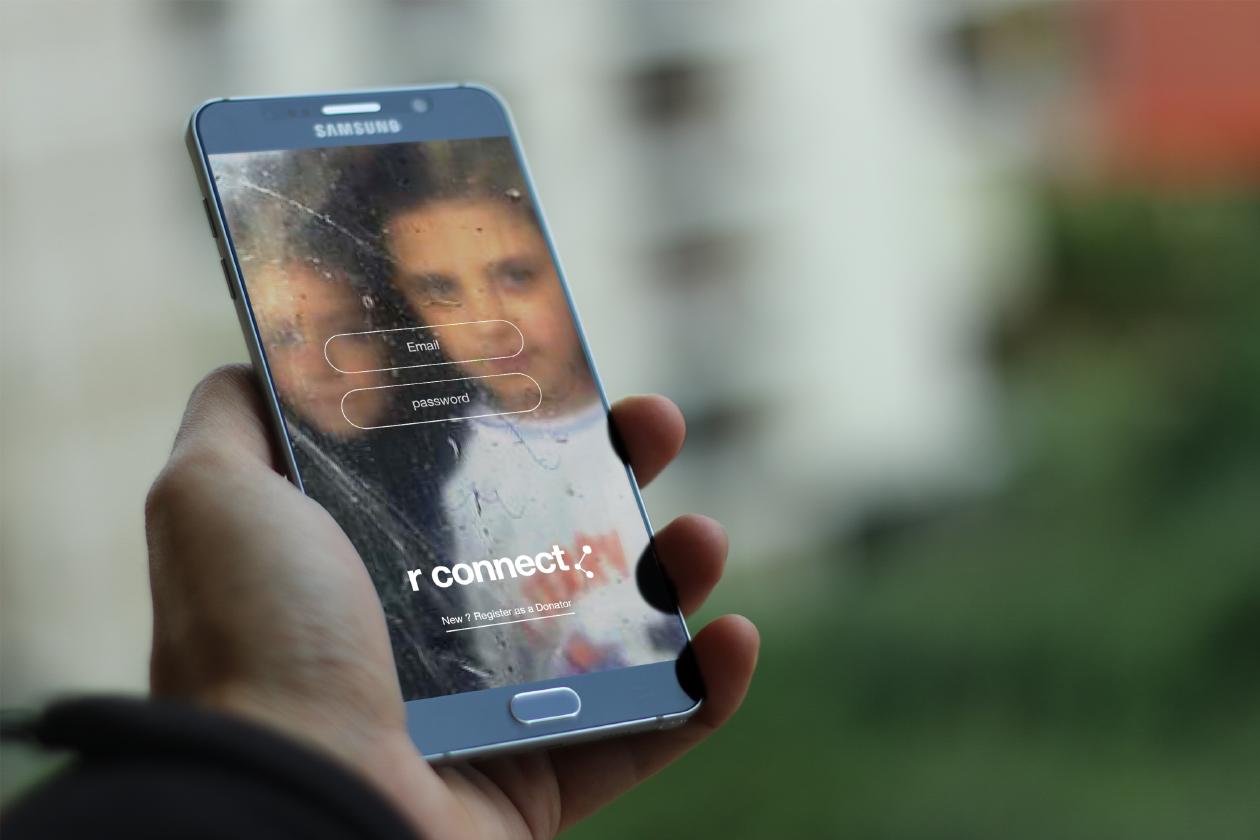 Samsung Prestation mobile mockup