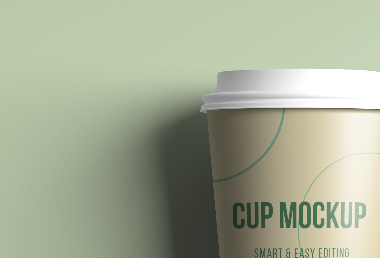 COFFEE CUP MOCKUP DETAILS