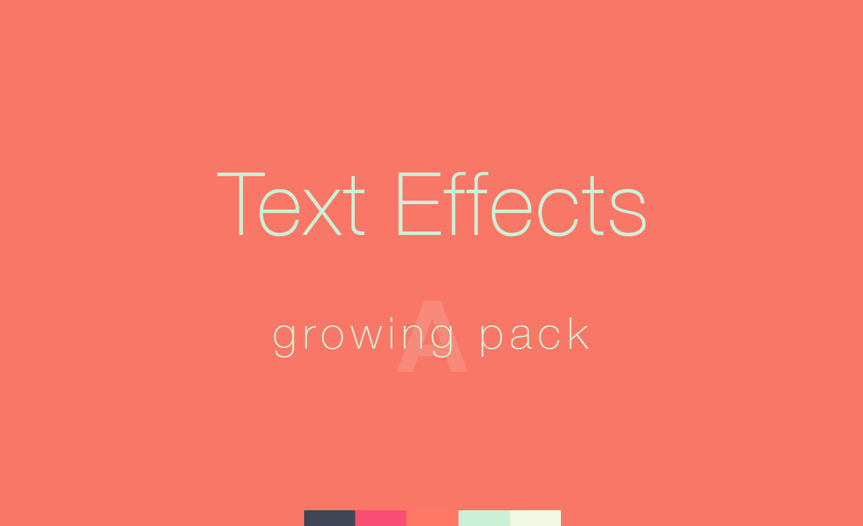 Photoshop Text Effects Pack
